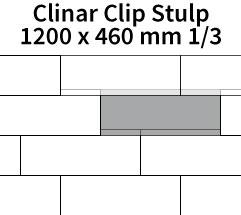 Clinar-Clip-Stulp-1200-x-460mm-0,33