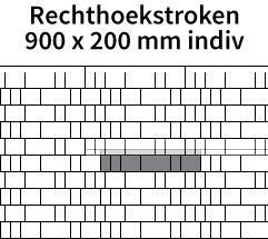 Rechthoekstroken-900x200mm-indiv