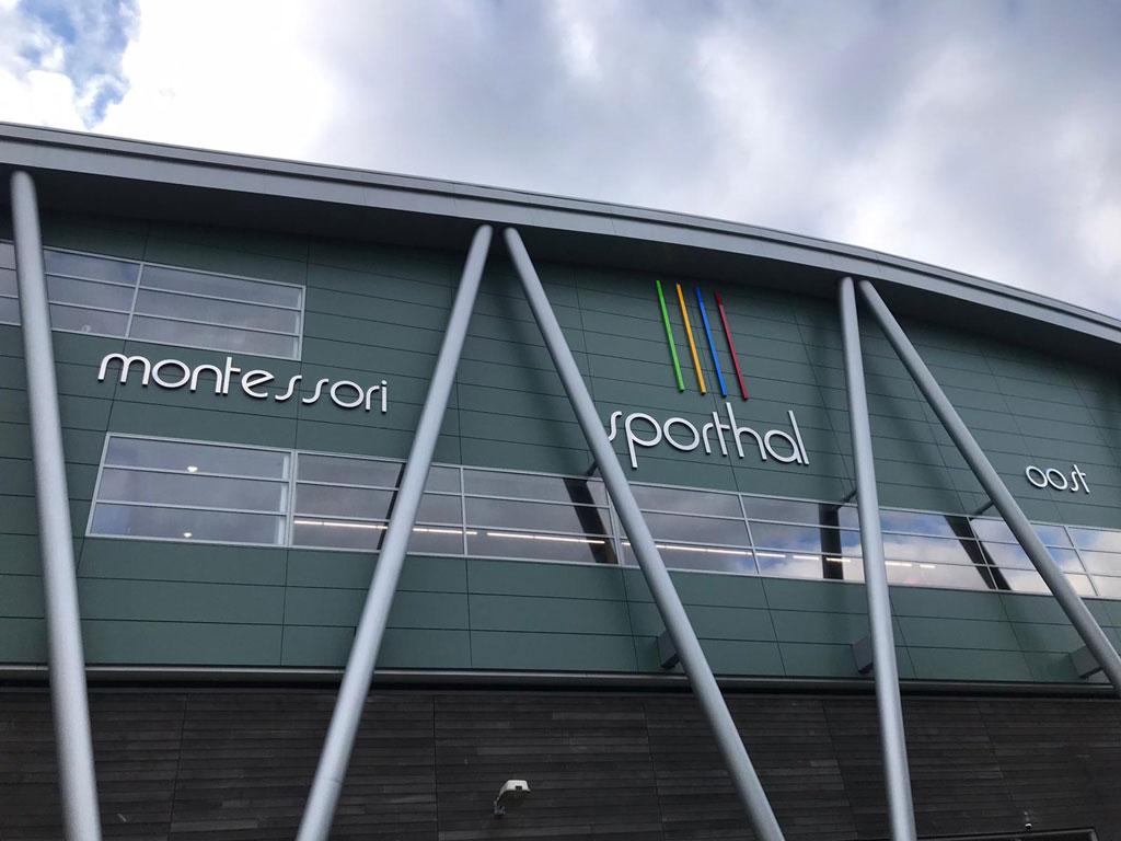 Sporthal Montesori Oost